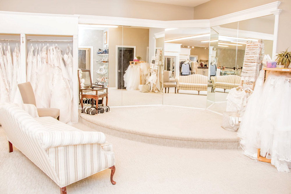Jean's of Mount Pleasant: Your One-Stop Bridal Shop