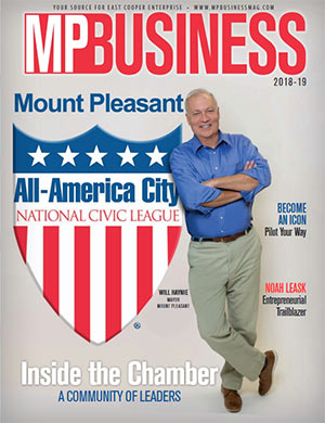 MP Business magazine cover