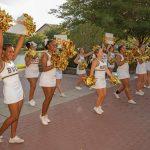 Cheerleaders: The Ultimate Athletes on the Sidelines