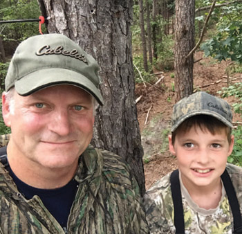 East Cooper resident Pearsall Smith, lifelong outdoorsman and white-tailed deer hunter