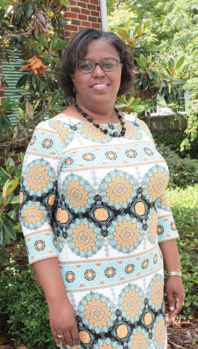 Mount Pleasant Academy Elementary School Principal Kim Jackson