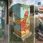 Making Red Lights Beautiful: Traffic-Box Art Project Takes Off in Mount Pleasant