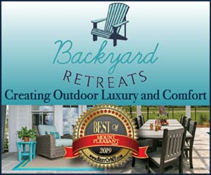 Backyard Retreats, Mount Pleasant, SC​ - Where Your Retreat to the Good Life Begins!