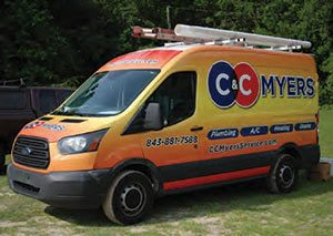 C&C Meyers Heating, A/C, Plumbing and Drains, Mount Pleasant, SC