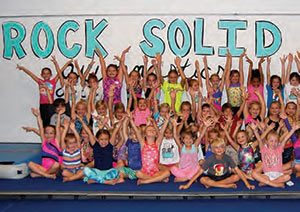 Rock Solid Gymnastics in Mount Pleasant, SC