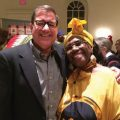 Col. Matthew Chandler and Martha A. Brooks of The Plantation Singers