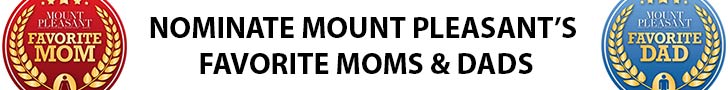 Nominate Mount Pleasant's Favorite Moms & Dads