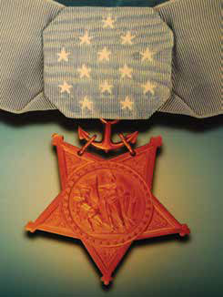 Medal of Honor Photo Photo credit Brian Sherman