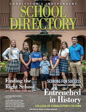 2018 Charleston's Independent School Directory