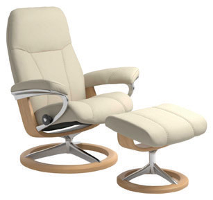 Large recliner at Danco Furniture