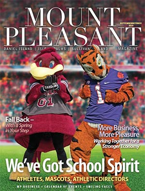Mount Pleasant Sep./Oct. 2019 Edition - Magazine Online Green Edition