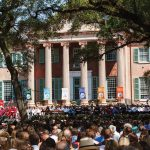 Crossing the Cistern: The History behind College of Charleston's Graduation Traditions