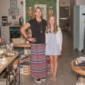 Mary Brennan Wilkinson and her mother Jenn of Bubbles Gift Shoppe