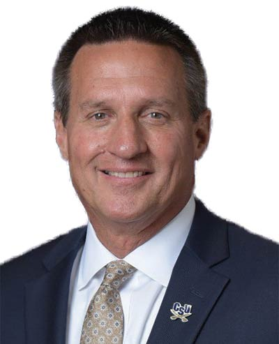 Jeff Barber, Director of Athletics, Charleston Southern University