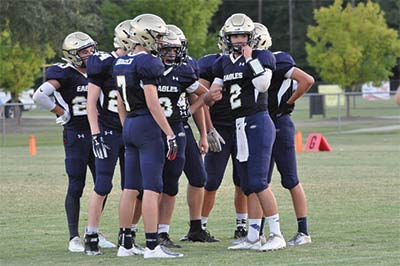 Palmetto Christian Academy football.