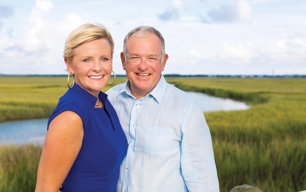 Keith and Kim Powell