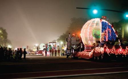 Mount Pleasant Christmas Parade photo