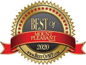 Best of Mount Pleasant 2020 logo