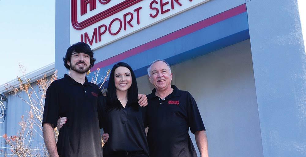 Hudson's Import Service