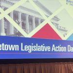 My Best (and only) Legislative Action Day!