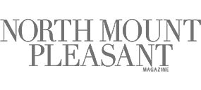North Mount Pleasant Magazine - family of sites logo