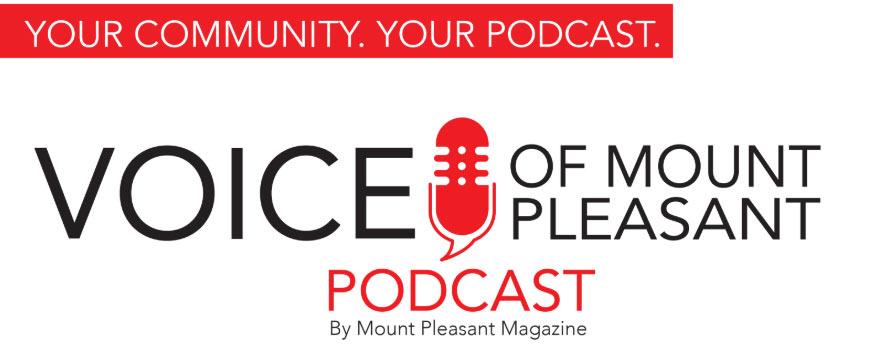 Voice of Mount Pleasant logo
