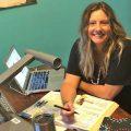 Beth McCall, a 5th grade teacher at Whitesides Elementary School