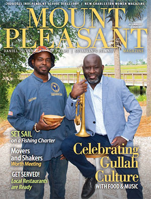 Mount Pleasant Magazine Cover