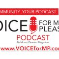 VOICE for MP podcast thumbnail