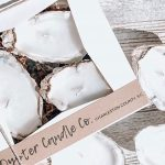 Oyster Candle Company: Capturing the Ocean in a Candle