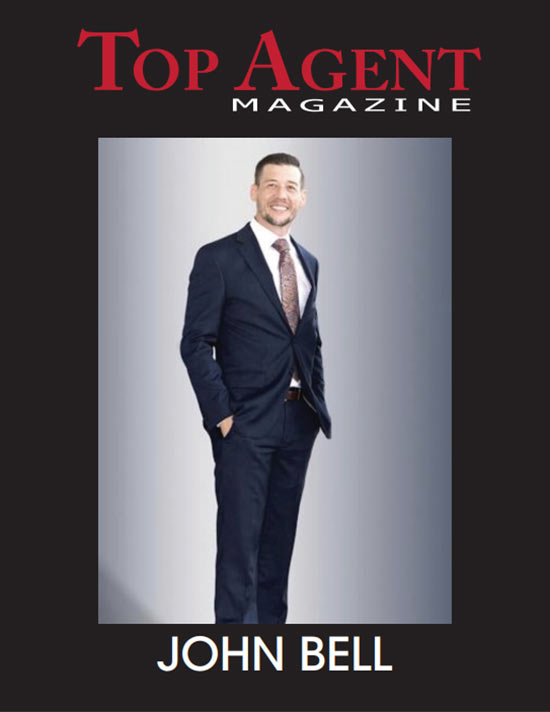 Top Agent Magazine cover