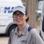 Tori Adams Gets Back in the Field at AirMax
