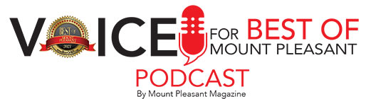 Voice for Best of Mount Pleasant logo