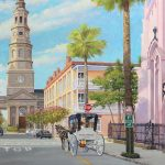Painting from Passion William R. Beebe Captures Lowcountry Magic