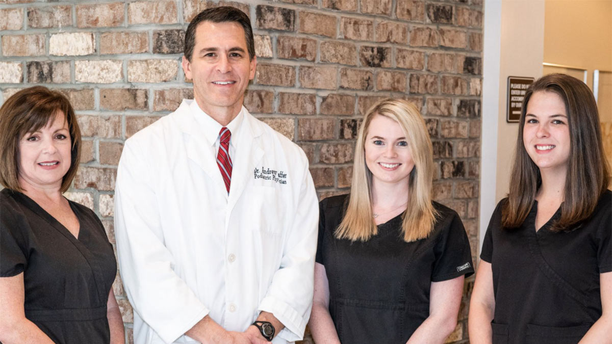 Carolina Foot & Ankle Specialists staff in Mount Pleasant, SC