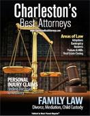 Charleston's Best Attorneys Magazine 2021