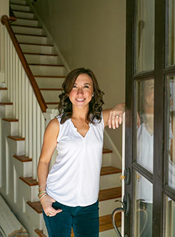 Katelyn Irizarry, Owner and Lead Designer at Polished Renovations and Design.