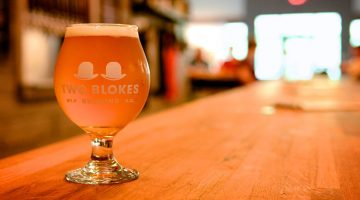 Two Blokes Brewing: The Brew Room