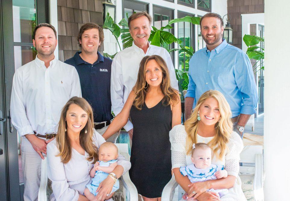 A Schirmer family photo.