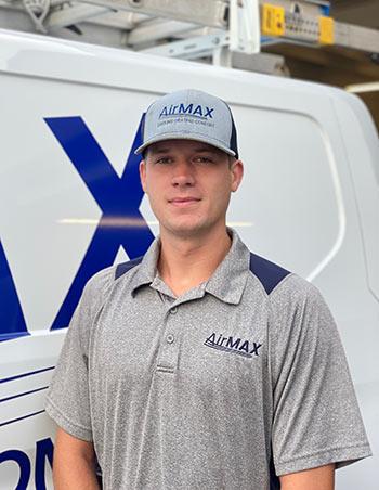 Brent Dawson, Airmax HVAC heating and air